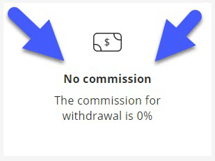 OlympTrade No withdrawal commission